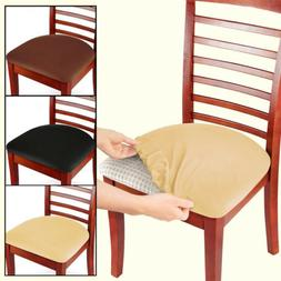 2/4/6 Pcs Removable Elastic Stretch Slipcovers Dining Spande