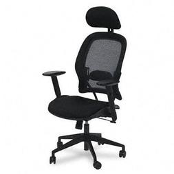 Office Star Products 55403 Executive High-Back Chair, 27-1/2
