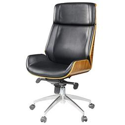 ACME Furniture 92295 Conroy Executive Office Chair, Black Bo