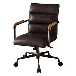 Acme Furniture 92415 Harith Top Grain Leather Office Chair i