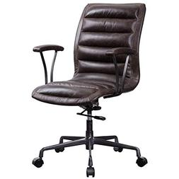 ACME Furniture 92558 Zooey Executive Office Chair, Distress
