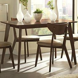 Kersey Dining Side Chairss with Curved Backs Off-white and C
