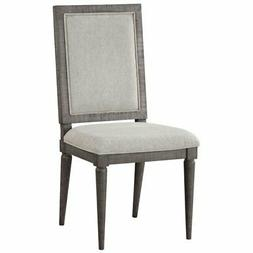 ACME Artesia Side Chair  in Fabric and Salvaged Natural