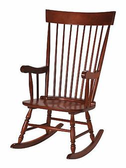Gift Mark Adult Rocking Chair Cherry
