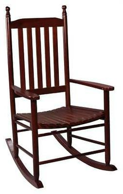 Adult Tall Back Rocking Chair