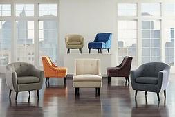 Signature Design by Ashley Clarinda Accent Chair  Wingback