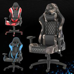 Computer Gaming Chair High-back Chairs Executive Swivel Raci