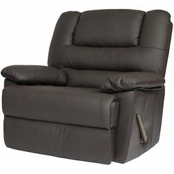 Best Choice Products Deluxe Padded PU Leather Recliner Chair