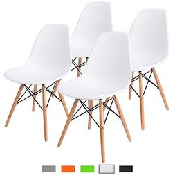 Furmax Pre Assembled Modern Style Dining Chair Mid Century W