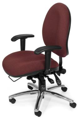 OFM 24 Hour Big and Tall Ergonomic Task Chair - Computer Des