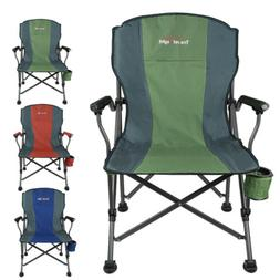Heavy Duty Folding Chair Camping Outdoor Portable Seat Fishi