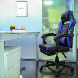 high back gaming chair computer desk chair