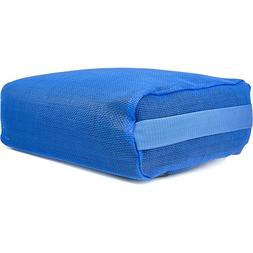 Hot Tub Booster Cushion Submersible Spa Water Seat - Blue by