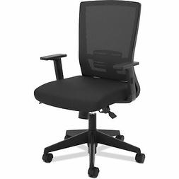HON Entire Mesh Task Chair - High Back Work Chair with Adjus