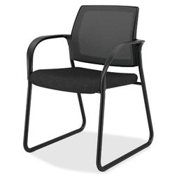 HON Ignition Guest/Multi-Purpose Sled Base Chair with Mesh B