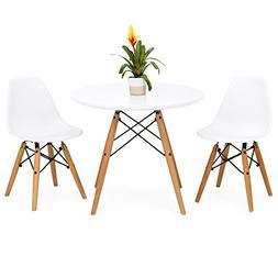 Best Choice Products Kids Mid-Century Modern Eames Style Din