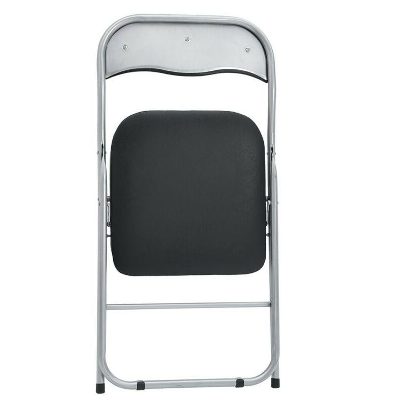 2 Pack Commercial Events Steel Chair Office Training