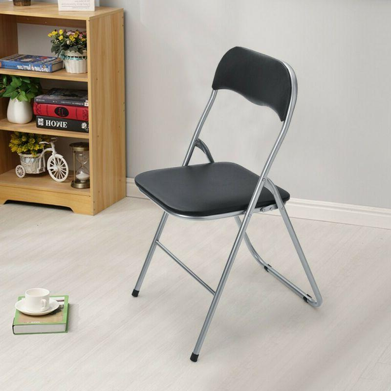 2 Pack Events Metal Chair Office