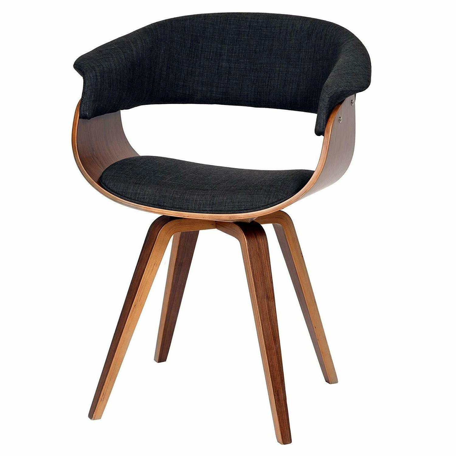 armen living lcsuchwach summer chair in charcoal