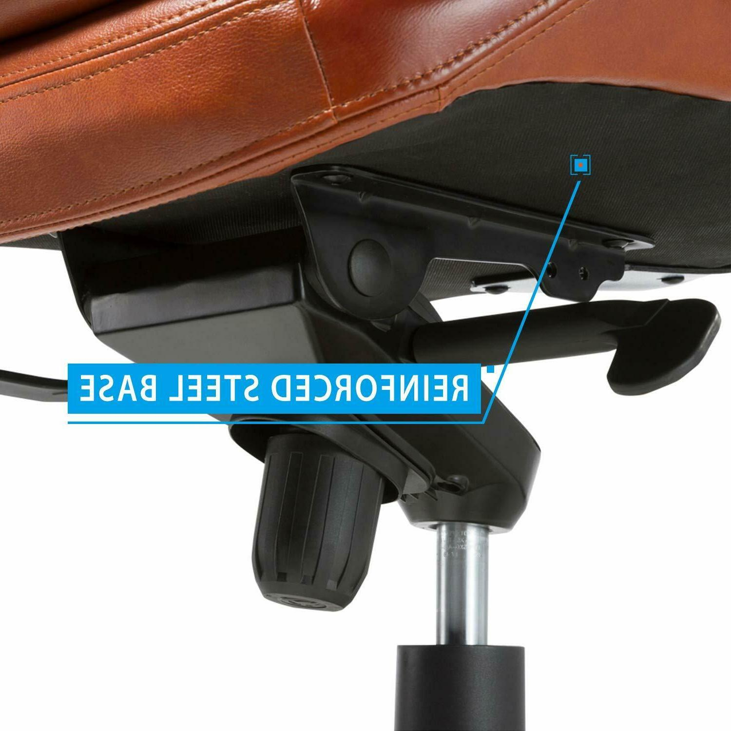 Executive Bonded Chair Comfort Seat Managerial