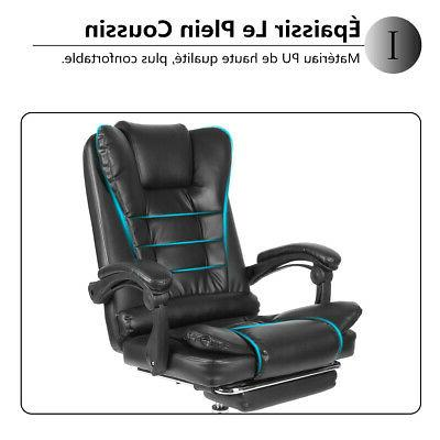 Executive Chair Gaming Recliner W/