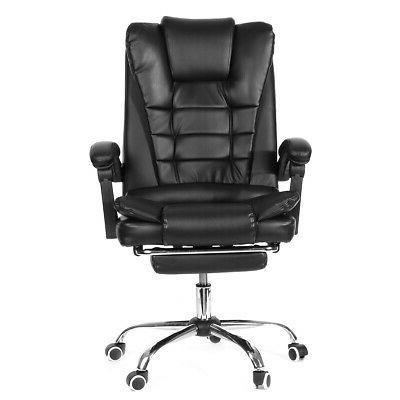 Gaming Leather Recliner W/