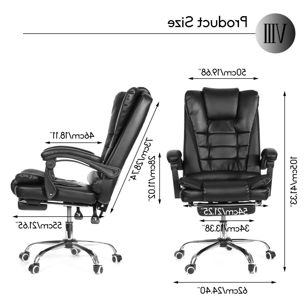 Executive Office Chair Computer PU