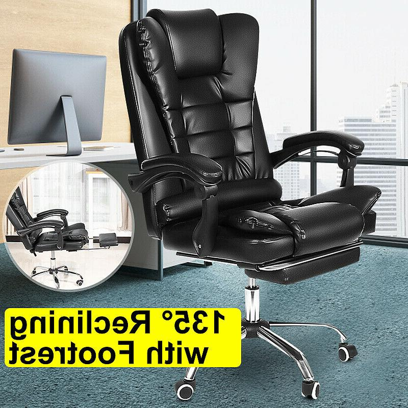 executive office chair swivel computer racing gaming