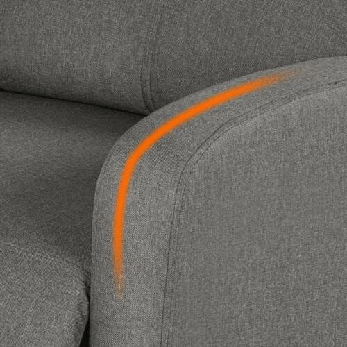 Fabric Recliner Modern Home Seating Living Room