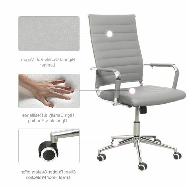Gaming Recliner Office Seat Footrest