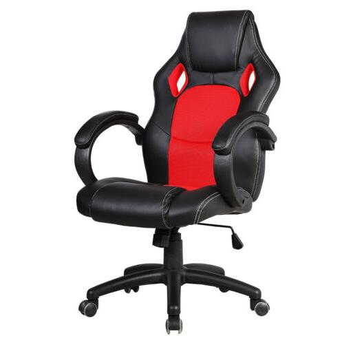 Luxury Executive PU Office Chair Computer Desk Chair Multi