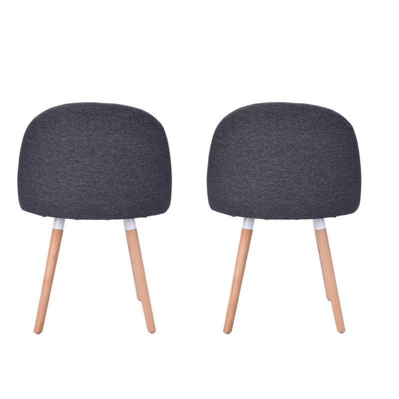 Mid Room Accent Modern Leisure Club Chair 2Pack