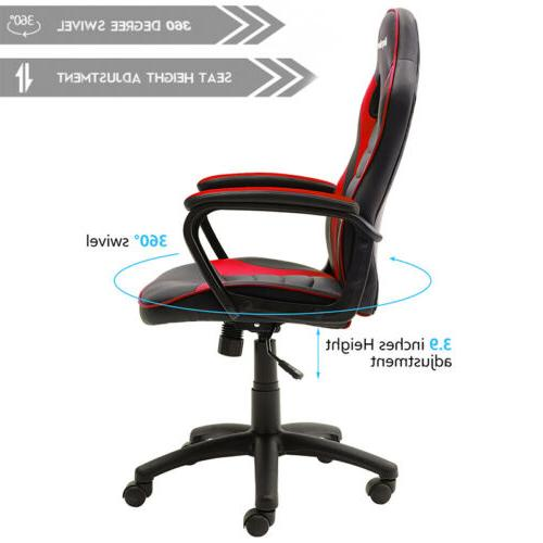 Racing Gaming Chair Design Swivel Computer Chair