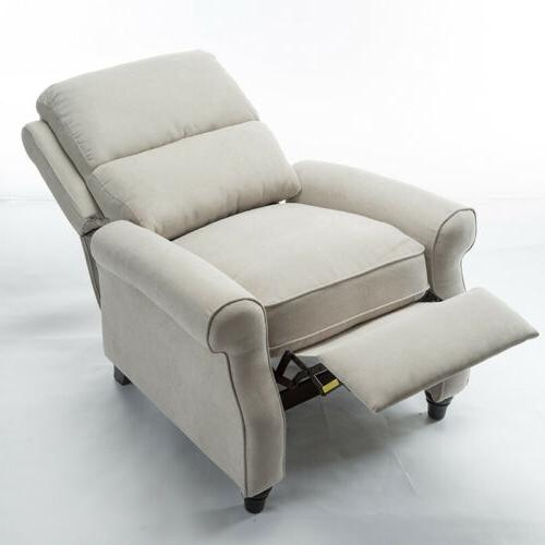 Recliner Chair Push back Seat with