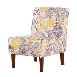 Lily Bridey Chair, Side Chair, Polyester/Polyester blend, Co