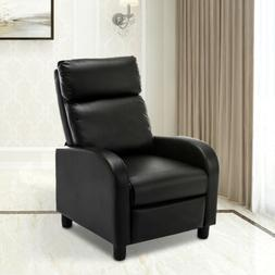 Manual Leisure Recliner Sofa Chair Lounge Couch Accent Armch