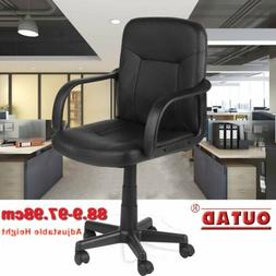 modern office executive chair pu leather computer