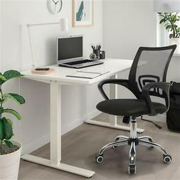 New Ergonomic Mid-back Mesh Fabric Back Computer Office Chai