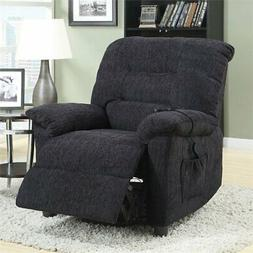BOWERY HILL Power Lift Recliner Chair with Remove Control in