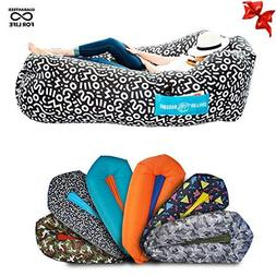 CHILLBO SHWAGGINS Baggins Best Inflatable Lounger Hammock Ai