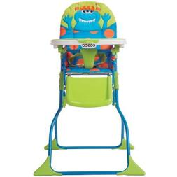 Simple Fold Deluxe High Chair, Choose Your Character / Monst
