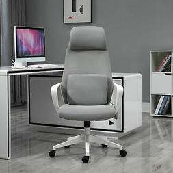 Vinsetto Office Computer Swivel Chair w/ Massage Cushion & A