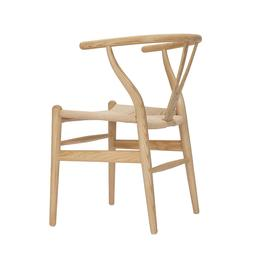 Wishbone Chair Y Chair Solid Wood Dining Chairs Rattan Armch